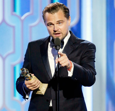 Leonardo_Oscar award winner