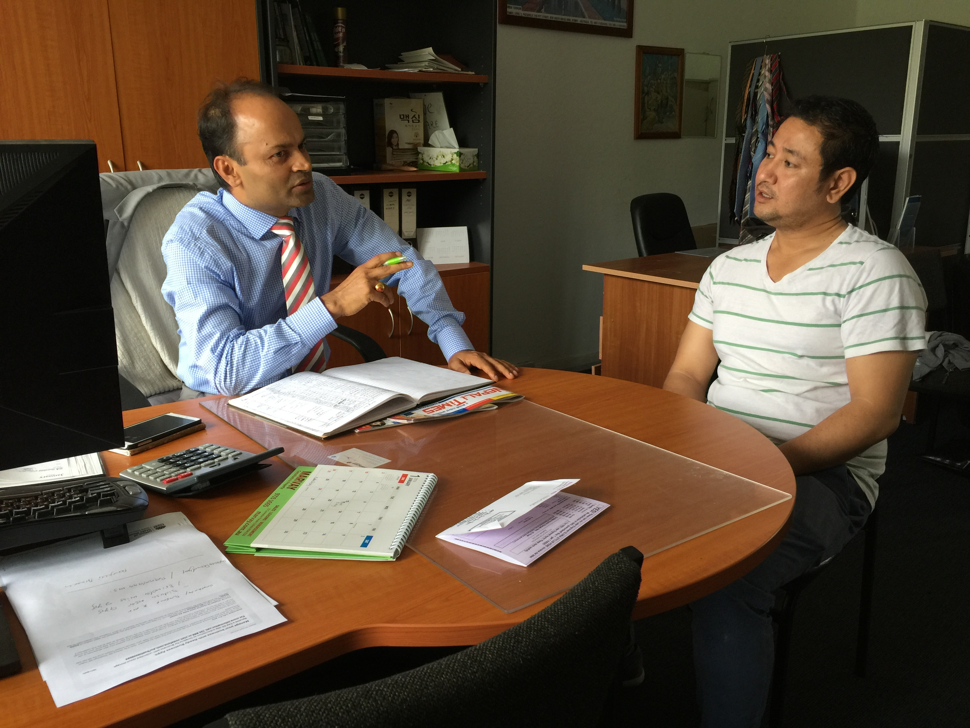 amit shrestha interview - fault book review