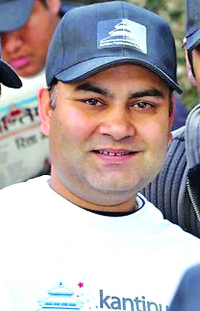 Krishna Bhattarai