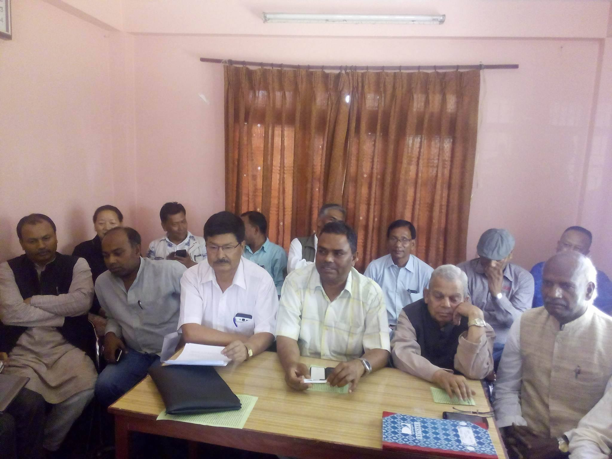 Madhesi Gathabandhan