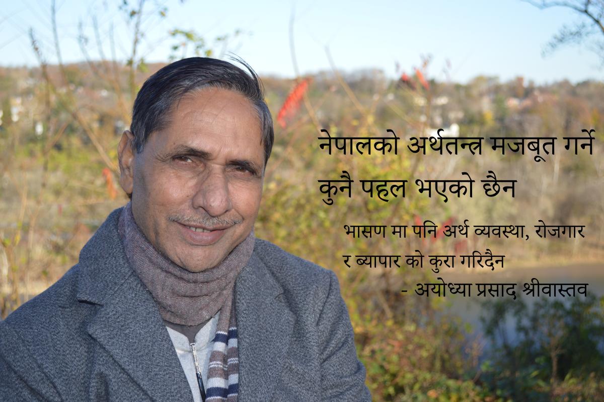 ayodhya-prasad-shrivastav-nepali-economy