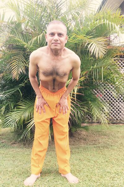 Yog Sadhana May