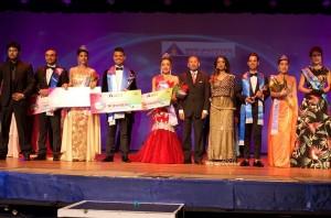 Mr & Miss Nepal Ocenia 1