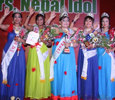 Mrs Nepal Idol