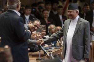 PM KP Oli and all (11)